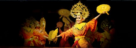 Cultural Dance Performance. Courtesy of Ministry of Tourism, Malaysia.