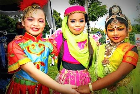 multi-racialchildrenmalaysia